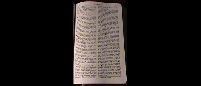 09 Holy Name Bible
