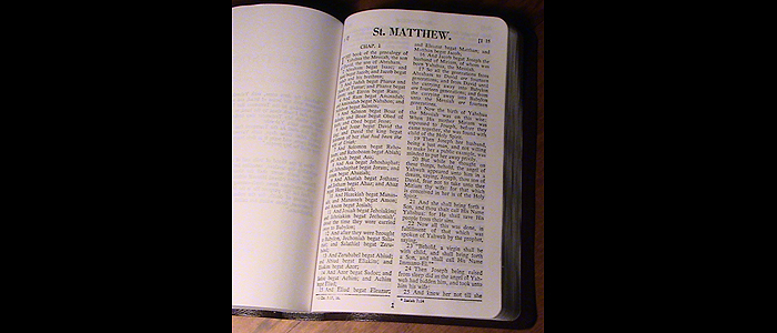 10 Holy Name Bible